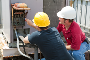 commercial building heating systems